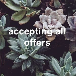 Other - Send me your offers!💕